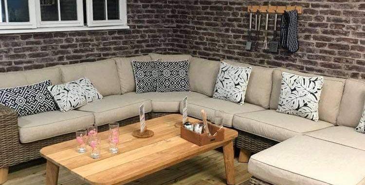 Bahamas Lounge Set