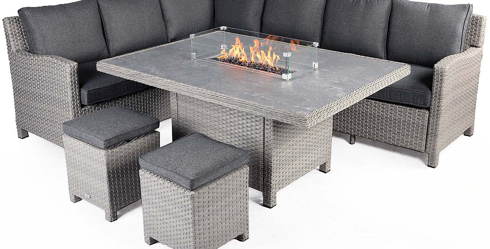 Catalan Modular Firepit set