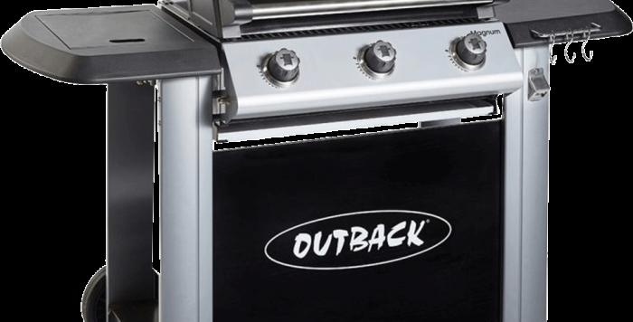 Outback Magnum 3 Burner Hybrid (2021) Gas BBQ