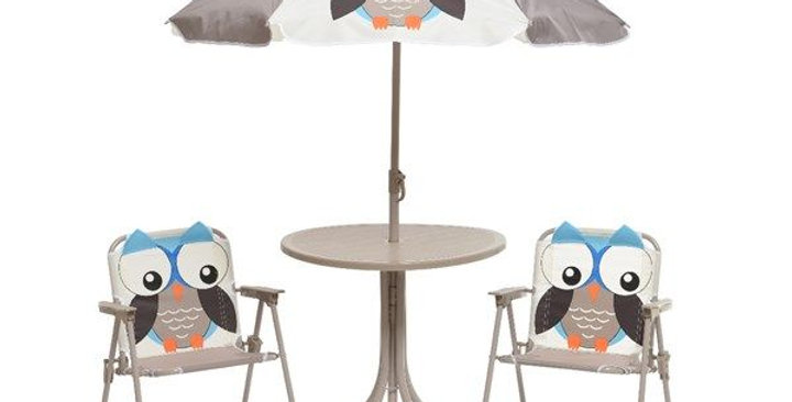 Kids patio set - Owl or Panda