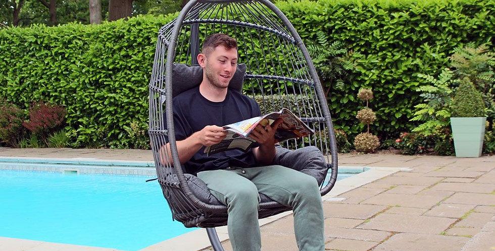 Bliss Folding Egg Chair