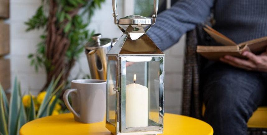 Palma Medium Lantern
