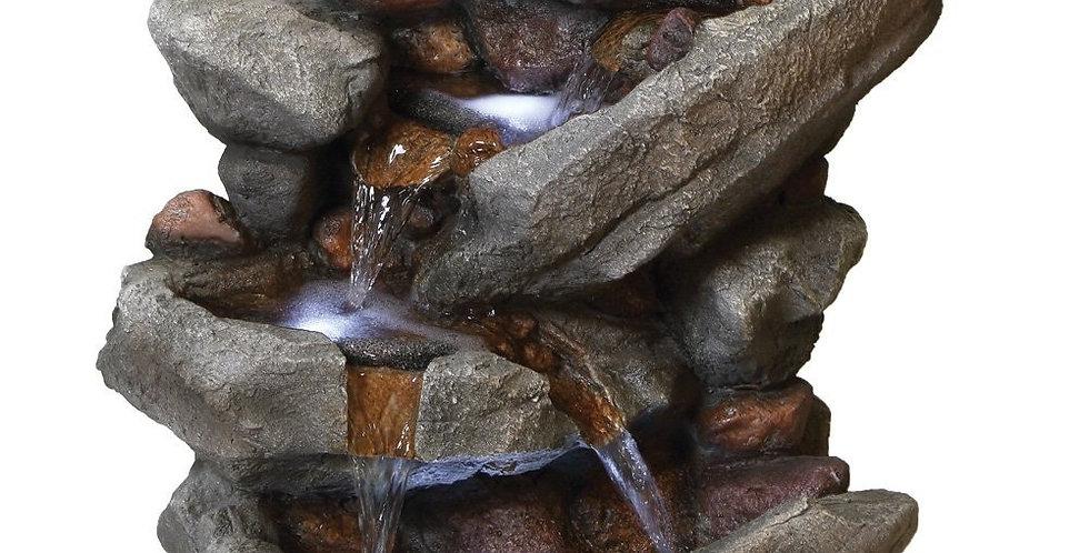 Portland Rock Falls Water Feature
