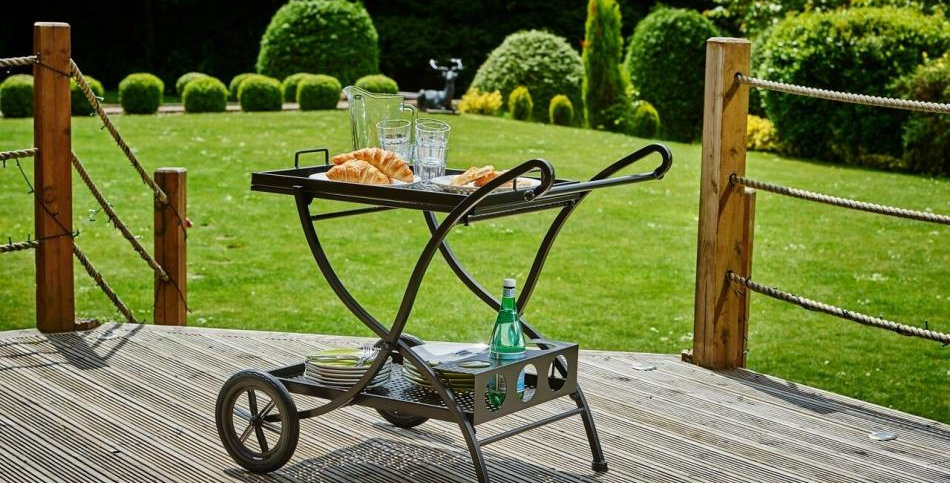Bath Drinks Trolley