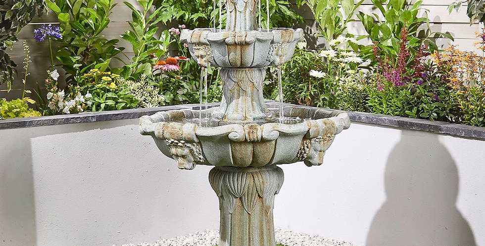 Lioness Water Feature Fountain