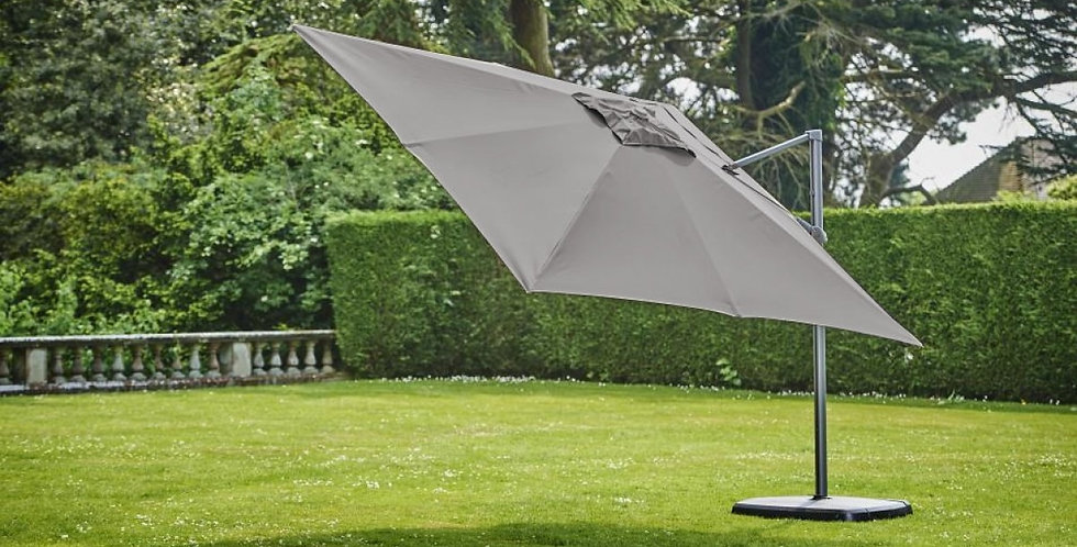 PROVENCE DELUXE PARASOL & BASE