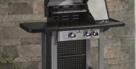 Sigma 2 Burner BBQ & Side Burner