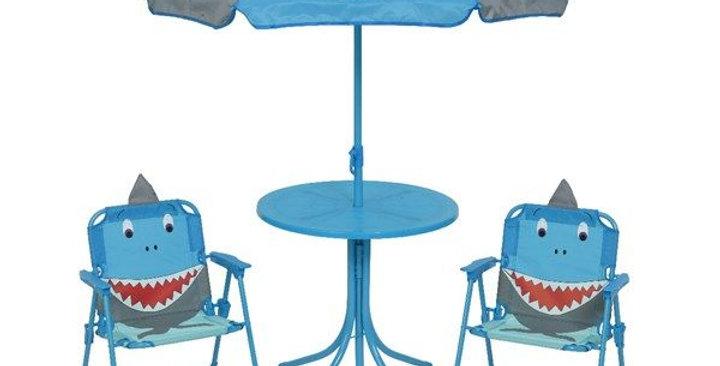 Kids patio set -  Ladybird or Shark