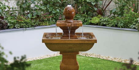 Odyssey Water Feature (includes LED)