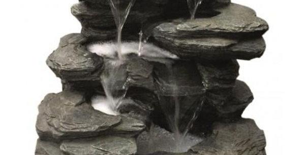 Flowing Springs Slate Falls Water Feature