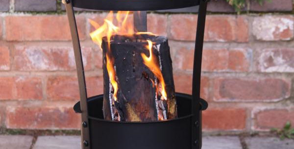 Swedish Log Burner