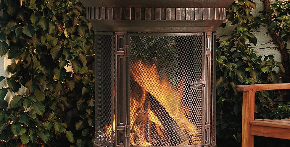 Lifestyle Prestige Outdoor Fireplace