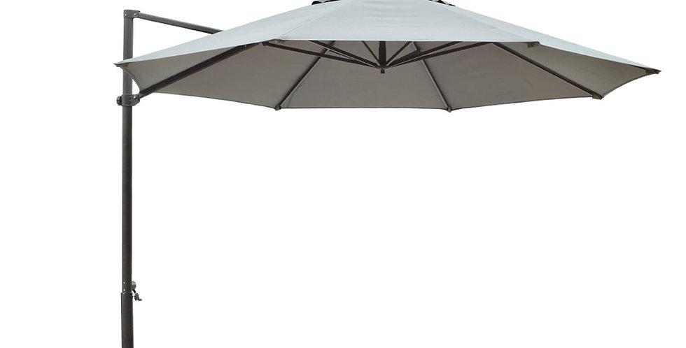 Biarritz Free Arm Parasol - grey