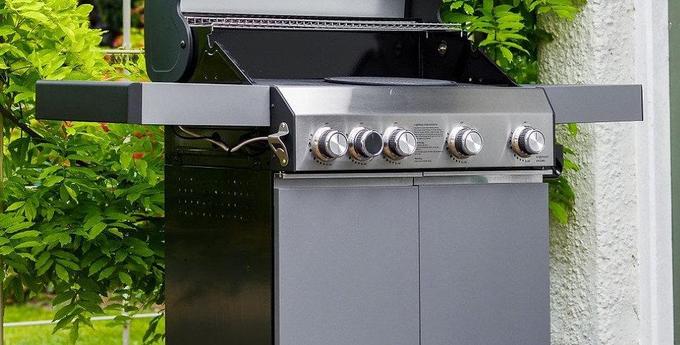 Grillstream 4 burner BBQ