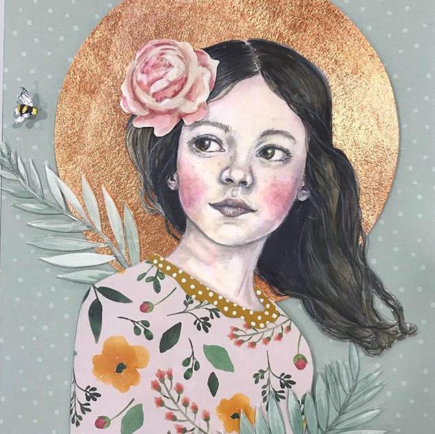 Commission   Helen Platania Art
