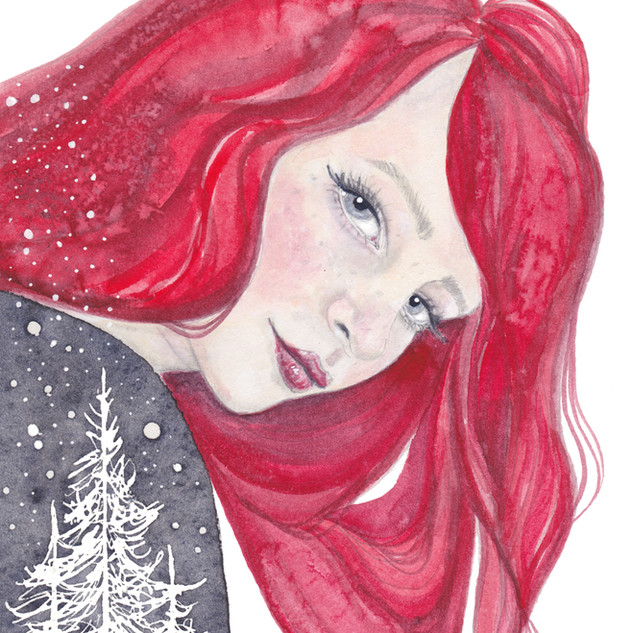 Ruby   Helen Platania Art