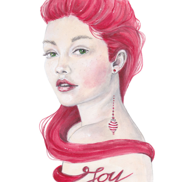 Joy   Helen Platania Art