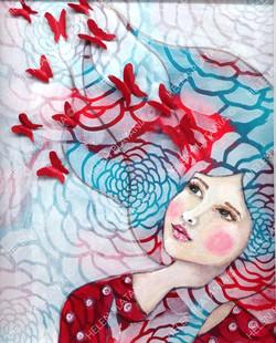 Wings in the Breeze |Helen Platania_
