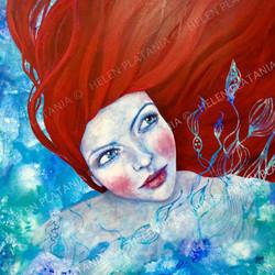 Ariel | HelenPlataniaArt