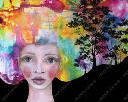 Dreaming Big | Helen Platania