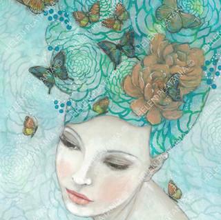 Daydreamer | Helen Platania Art