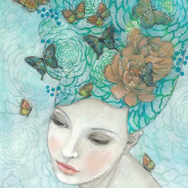 Daydreamer   Helen Platania Art