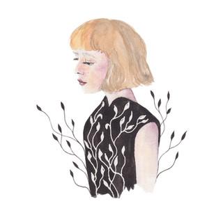 Morgan | Helen Platania Art