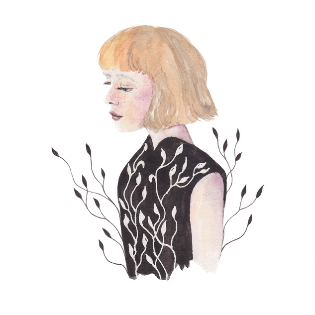 Morgan   Helen Platania Art