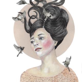Flight | Helen Platania Art
