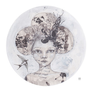 'Letters from home' | Helen Platania Art