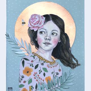 Josie   Helen Platania Art
