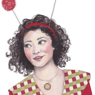 Beedle Bopper | Helen Platania Art