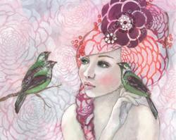 Feather Report | Helen Platania