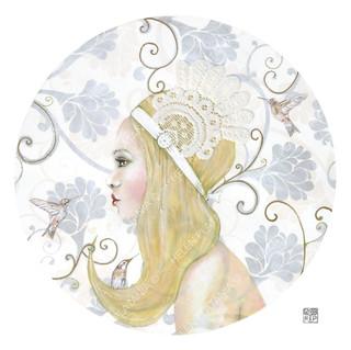 Gatsby Grace | Helen Platania Art