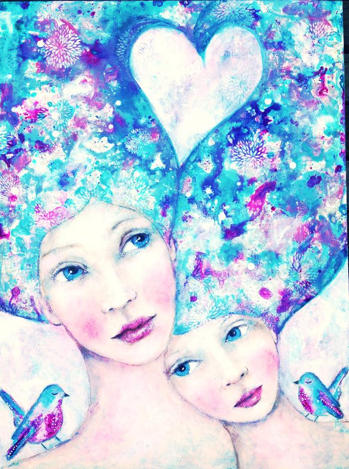Motherhood & Art