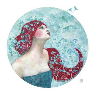 My Soul is in the Sky | Helen Platania Art