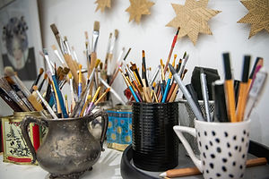 Art Angels Studio brushes