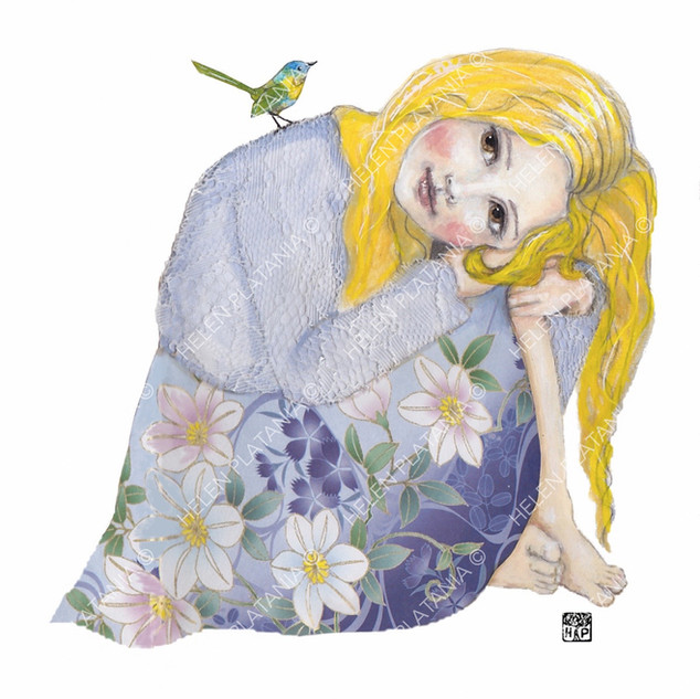 Spring   Helen Platania Art