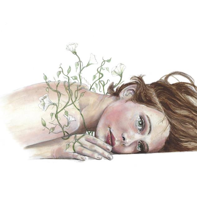 Stillness   Helen Platania Art
