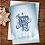 Thumbnail: Winter White Happy New Year Cards & Envelopes,  5x7 (set of 18)