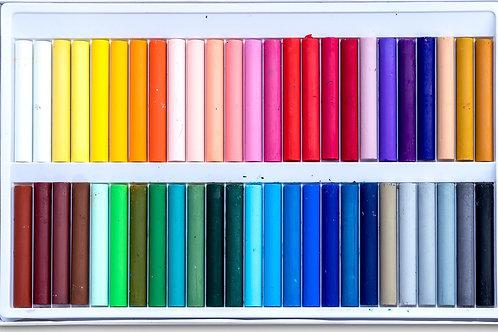Online Colour Analysis