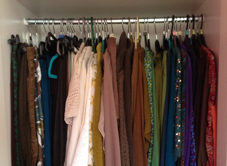 How to take a more sustainable approach to your wardrobe...without buying a single thing.