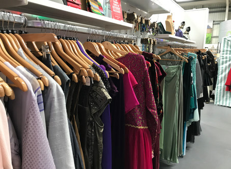 How I became a fully fledged Charity Shop fan.