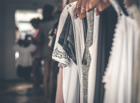 Nine Ways You Can Create A More Sustainable Wardrobe