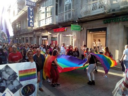 Orgullo de Vigo 2019