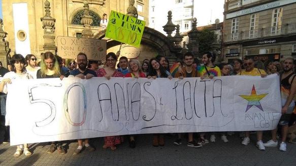 Orgullo de Pontevedra 2019