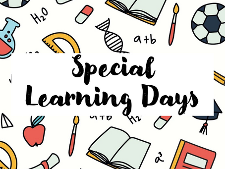 Special Learning Days