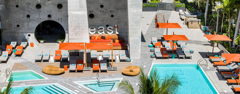 East Rooftop Bar Miami