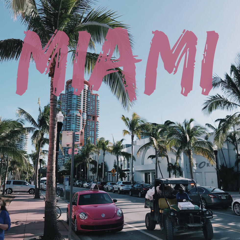 City Spotlight - Miami