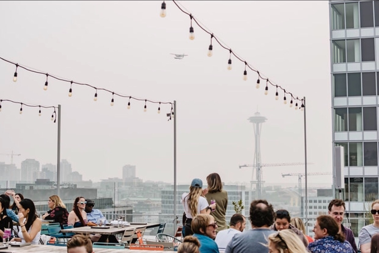 MBar Rooftop Bars Seattle